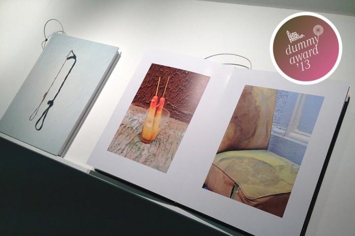 Präsentation des Fotobuch Dummy Award 2013, Kassel