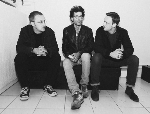 Emerge: Thomas Lobenwein, Philipp Plum, Kevin Mertens (v.l.)