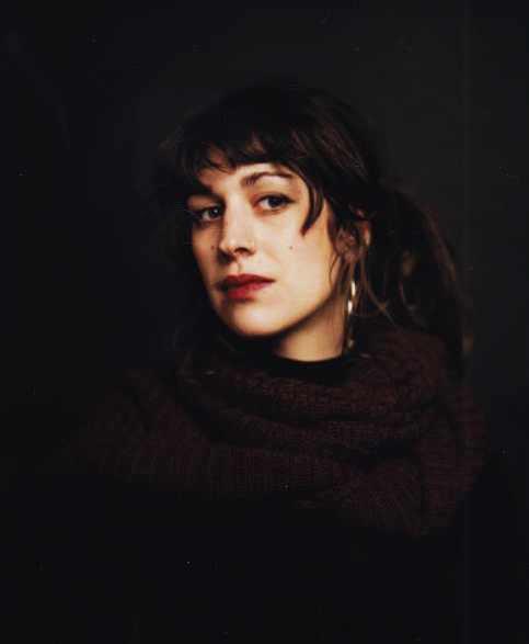 Die Foto-Studentin Francesca La Franca lebt seit vier Jahren in Berlin.