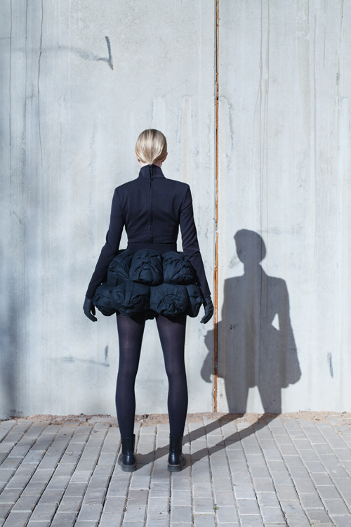Fotografin: Yana Wernicke, Designerin: Anna Zeitler