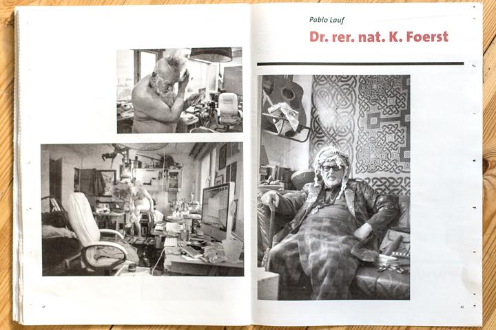 B7 – Bilderzeitung Ostkreuzschule, Repro