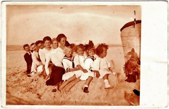 006_Ahlbeck_Gruppenfoto_Kindern_1918