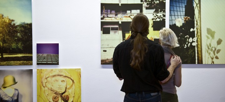 Besucher, Foto: Florian von Ploetz
