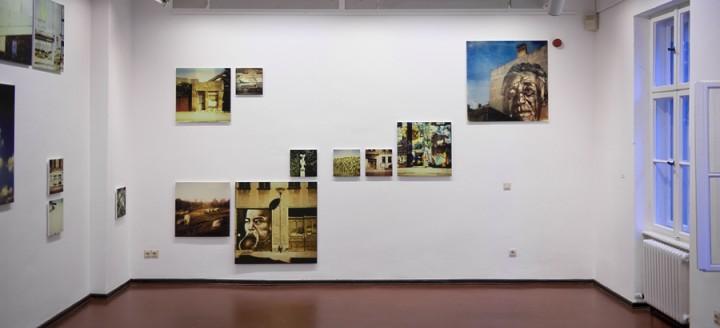 Galerie im Tempelhof Museum, Foto: Florian von Ploetz