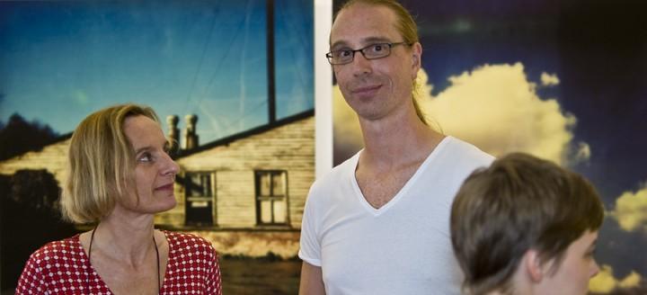 Barbara Esch Marowski und Thomas Tiltmann, Foto: Florian von Ploetz
