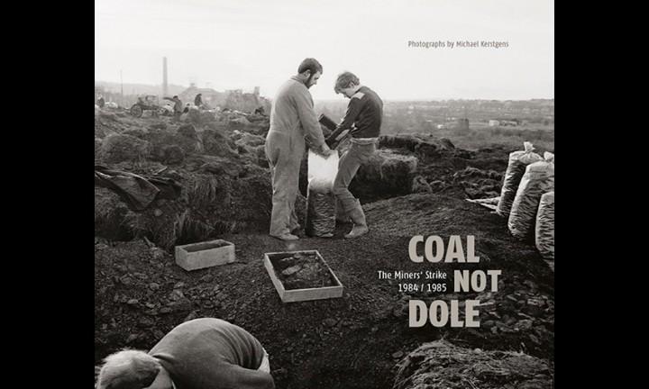 Buchcover Coal not Dole von Michael Kerstgens, erschienen 2014 bei Peperoni Books
