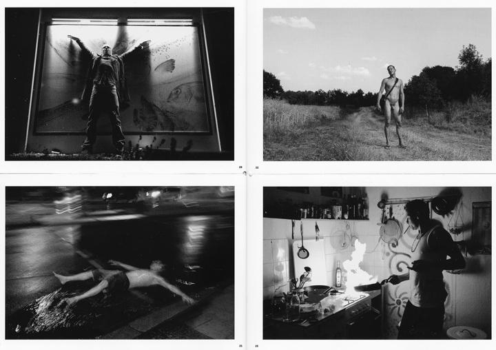 Aus dem Fotobuch Sugar & Zint von Alexander Janetzko (Seite 20 bis 23).