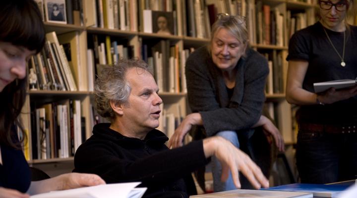 Bei Ute und Werner Mahler, Foto: Florian von Ploetz