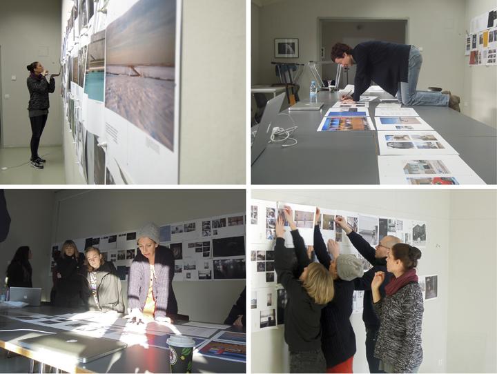 Finales Edit in der OKS, Fotos: Florian von Ploetz