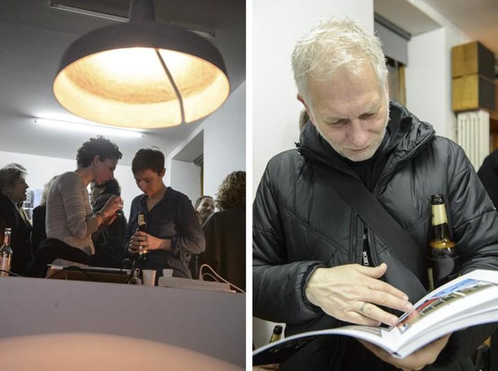 Dozentin und Bildredakteurin Nadja Masri (links) mit Fotografin Jacobia Dahm, Fotos: Piero Chiussi