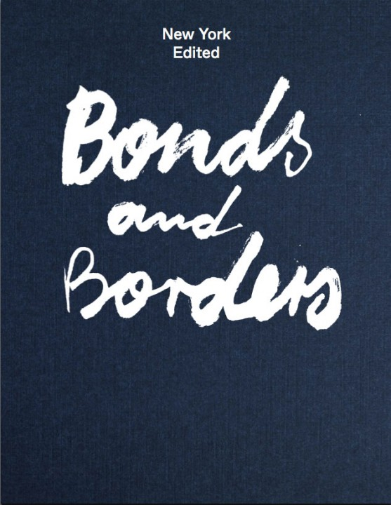 New York Edited - Bonds and Borders, Cover