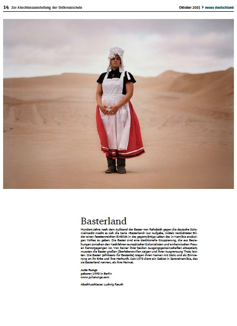 Neues Deutschland Seite 14