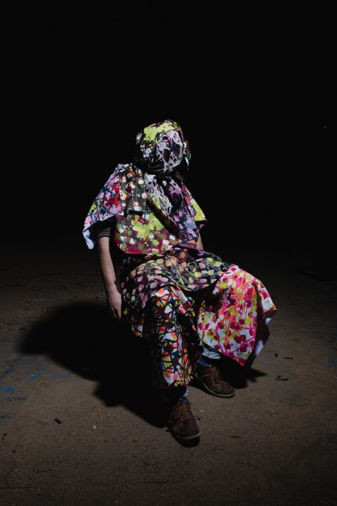 Fotograf: Hannes Conradty Textildesigner: René Neidhardt
