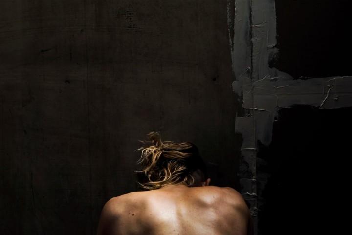 """Aus der Arbeit """"what we do in the light"""", Foto:  Alexa Vachon"""