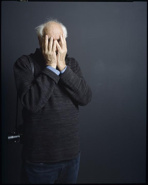 Aus der Serie Im UnRuhestand, Foto: Arne Wesenberg