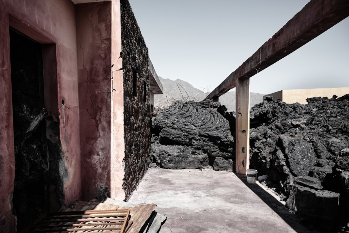 Aus der Serie Feuerberg, Foto: Tom Gonsior