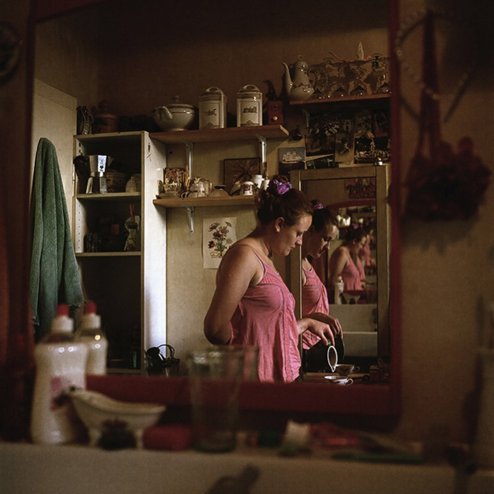 Aus der Serie Lidia – Ein Tag wie dieser vergeht nie Foto: Nina Naußed