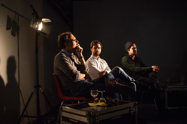 Sean Gallup (Getty), Jörg Brüggemann (Ostkreuz) und Kai Löffelbein