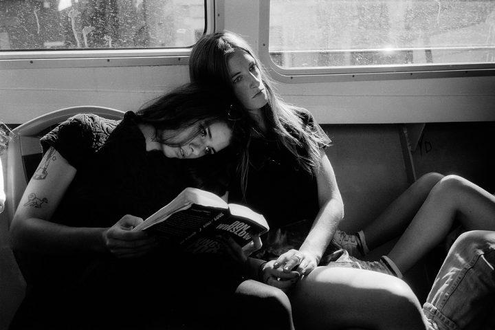 Due belle ragazze, Kapitel Casanova, Venedig 2015, Foto: Thomas Sandberg