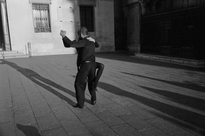 Danza sulla piazzetta, Venedig 2013, Foto: Thomas Sandberg