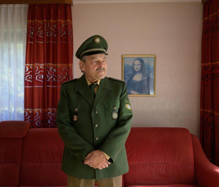 Aus der Serie Grenzsoldaten von Tamara Eckhardt
