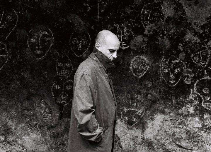 Marcus Braun, Maler und Schriftsteller, Berlin 2019, von Rabea Edel